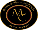American Master Chefs Order Logo